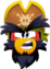 Emoji Angry Rockhopper