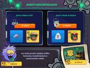 Interfaz fiesta de noche de brujas 2015 app4