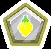 Yellow O'berry Pin icon