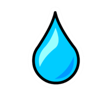 641px-Water Droplet Pin