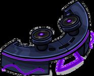 Cabina de DJ0