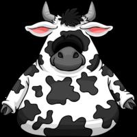 Disfraz de Vaca icono