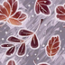 Fabric Frosty Leaves icon