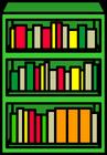 Green Bookcase sprite 002