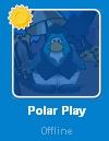 Polar Play desconectado en la Lista de Amigos