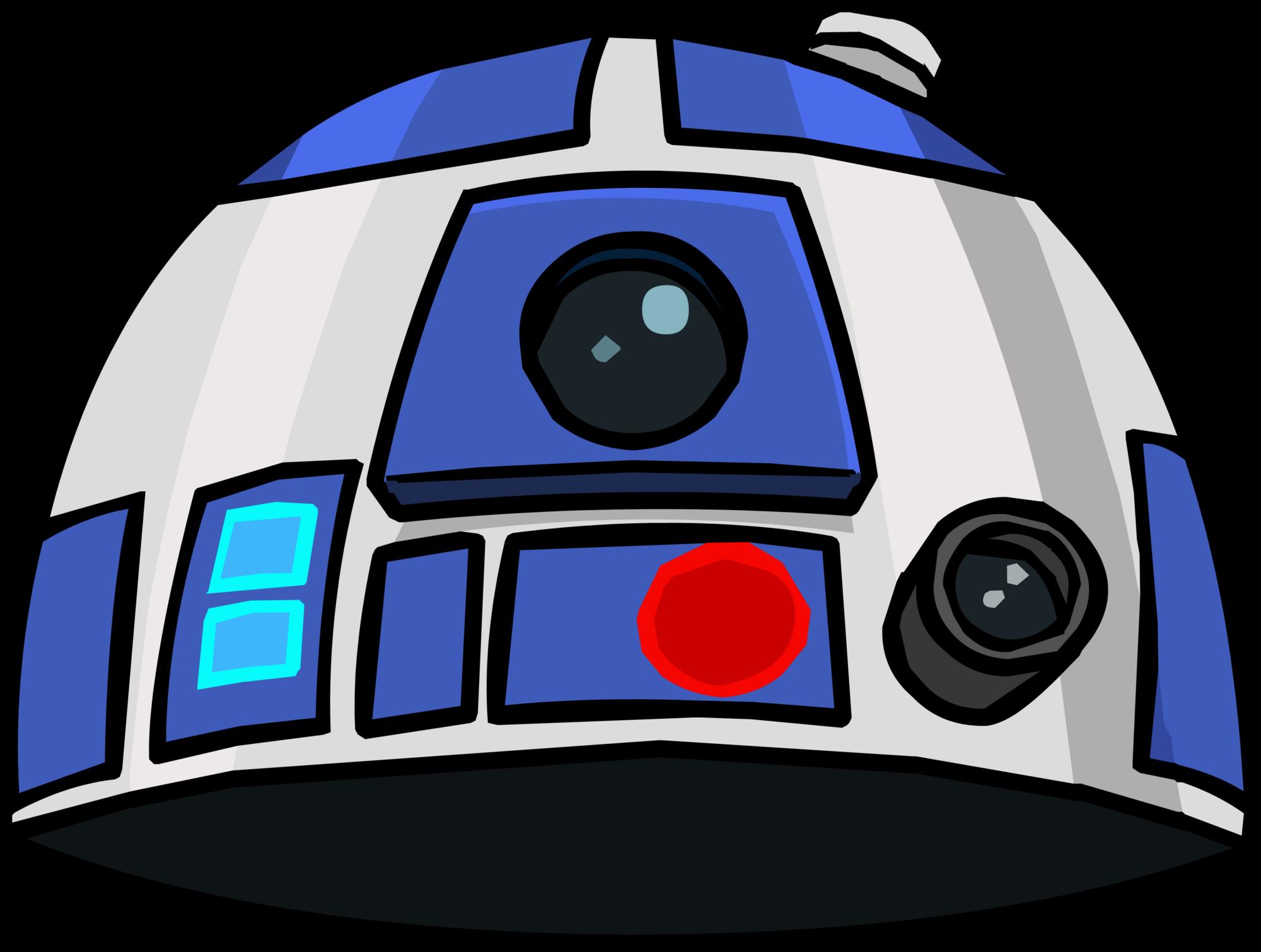 e94fa93e847 R2-D2 Helmet