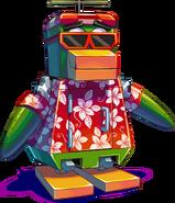 Rookie robot 10n