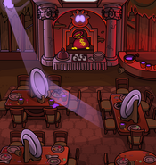 Dinner platter glitch