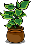 Potted Palm sprite 001