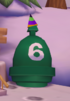 Waddle On 6th anniversary hat