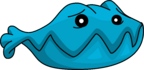Aqua Grabber giant clam