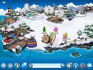 foto de club penguin (app) desde el muelle