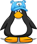 BlueBorderCollieHatPlayerCard11854