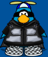 Old mecha penguin