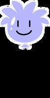 Purple Puffle Balloon icon