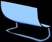 Blue Bench sprite 005