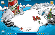 Fiesta de Navidad 2006 - Playa