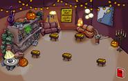Halloween Party 2008 Book Room