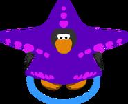 Starfish Costume in-game