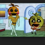 Toy Chica y Chica