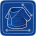 Blueprint Safety Vest icon