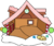 Deluxe Gingerbread Igloo icon