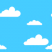 Fabric Clouds toy icon
