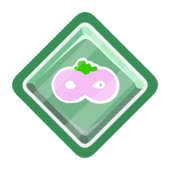 Pink O'berry Pin icon