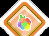 Rainbow O'berry Pin