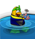 SCUBA DIVING card image