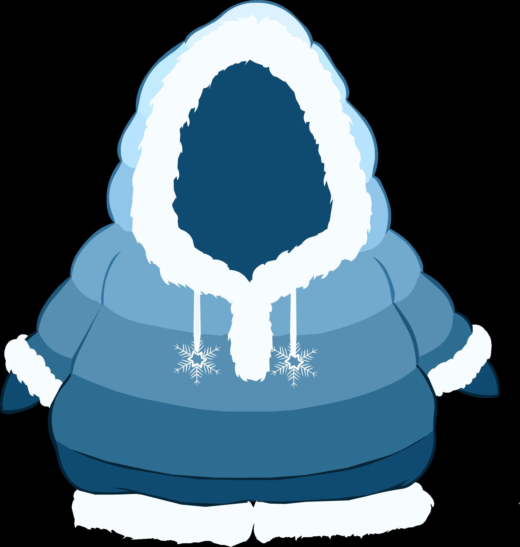 newest e5399 7ca7a Snowy Night Parka | Club Penguin Wiki | FANDOM powered by Wikia