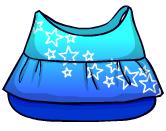 BlueStarSwimsuit
