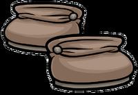 Botas Bronceadas icono