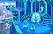 Frozen Party Elsa's Ice Palace