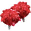 Gear Red Pompoms icon