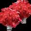 Gear Red Pompoms icon