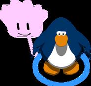 Globo de Puffle Rosa juego