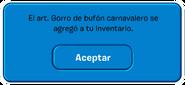 GorroBufónCarnavalero