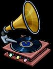 Gramophone sprite 001