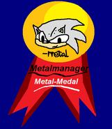 MetalMedal