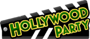 Hollywood Party 2013 Logo Green