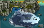 Iceberg-beginning
