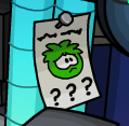 Missing Greenpuffle