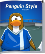 Penguin Style June 2014
