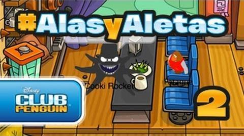 Alasyaletas - Episodio 2 Club Penguin oficial