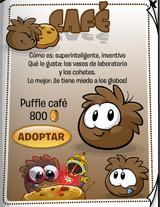 Comprar a Puffle marron