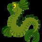 Dragón de Mar Medieval