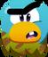 Emoticón de Pingüinícola confundido