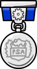 Medallamision7estampilla