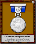 Mission 7 Medal full award pt